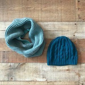 🌿 Hat & Scarf Bundle